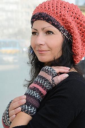 Ръкавици и шапка