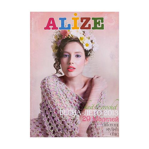 Списание Alize пролет-лято 2013