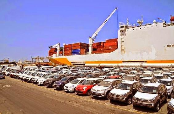 dédouanement-de-véhicules-port-de-Dakar-