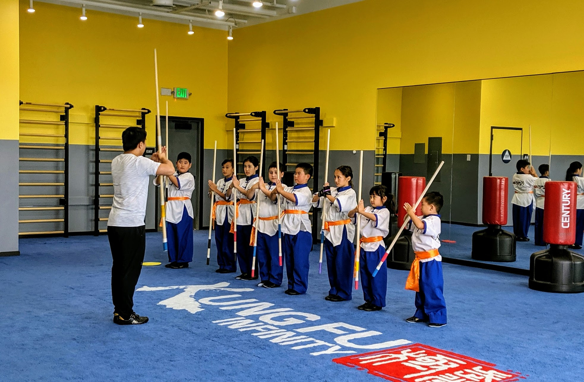 Youth (age 7- 13) Free Trial Class
