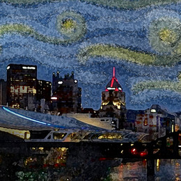 Starry Pittsburgh