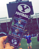 BYU game today💙🏈 come get your picture