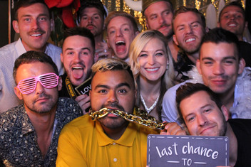 Wedding Party Photo Booth