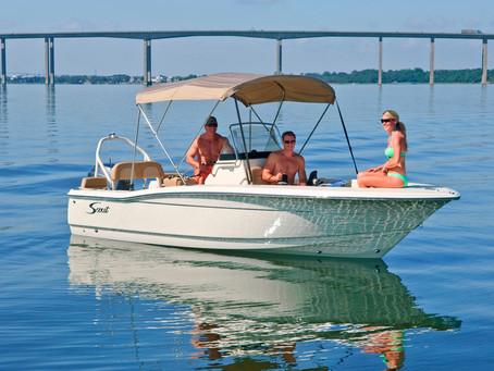 Boat club boosts fleet as summer nears