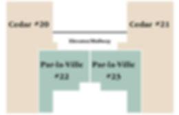 Rosemont City Place floor plan