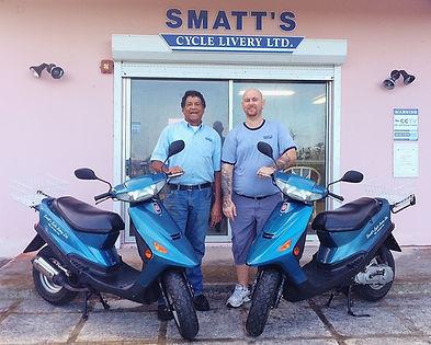 Smatt's Team Bermuda