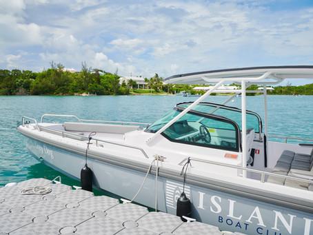Island Boat Club Welcomes First Members