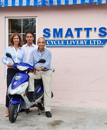 Smatt's founders Bermuda