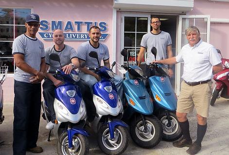 Smatt's Team Hamilton