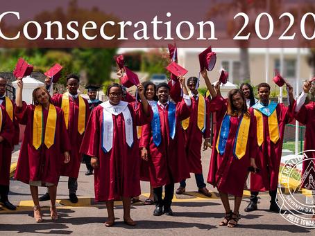 Grade 12 Graduation: Consecration