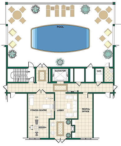 Rosemont City Place floor plan