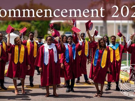 Grade 12 Graduation: Commencement