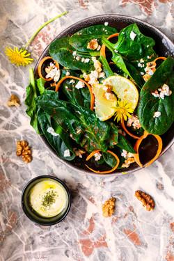 Salade-printemps