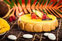 Gâteau passion