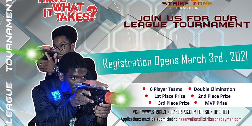 Strike Force League Tournament