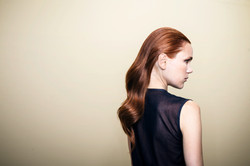 Hairstyle by Franziska Frommenwiler