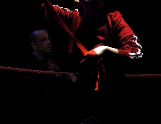 Clara boxe