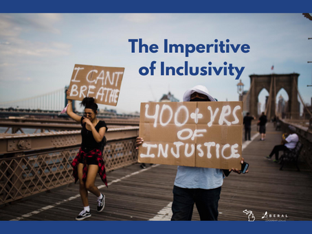 The Imperative of Inclusivity
