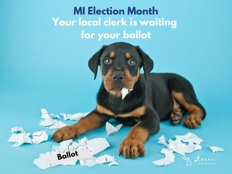 Dog Eat Your Ballot?