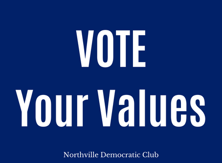 Vote Your Values