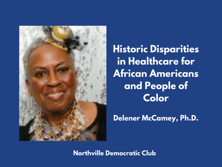 Historic Disparities in Healthcare for African Americans & People of Color