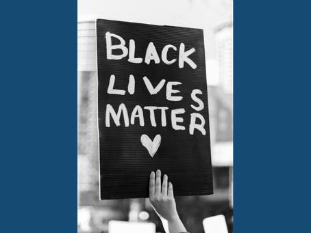 We seek justice for all.  Black Lives Matter.