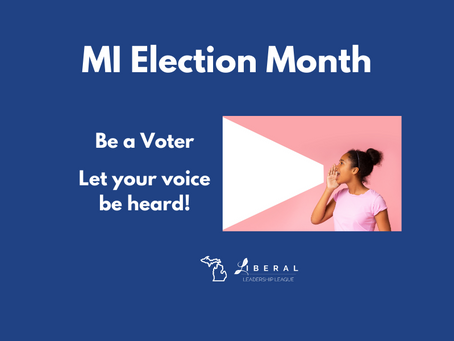 Election Month lets us all Be a Voter