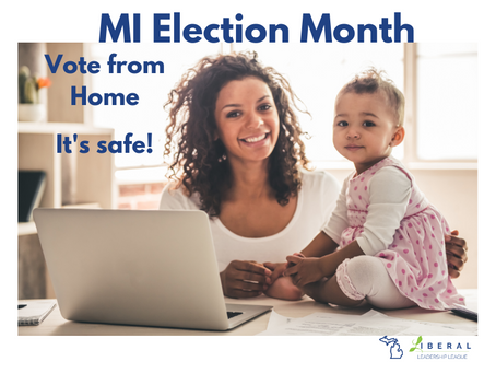 Vote from Home - Vote Safely