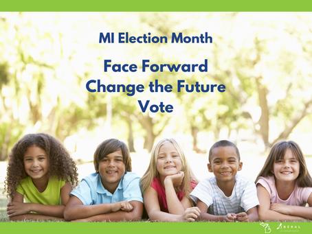 Face Forward   Change the Future   Vote