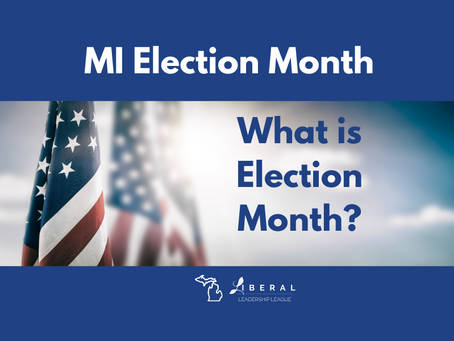 What is Election Month?