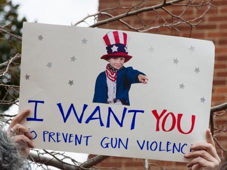 """""""Red Flag"""" Gun Safety Bills"""