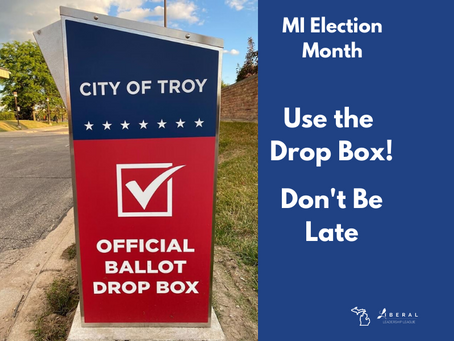Use the Drop Box! Don't Be Late!
