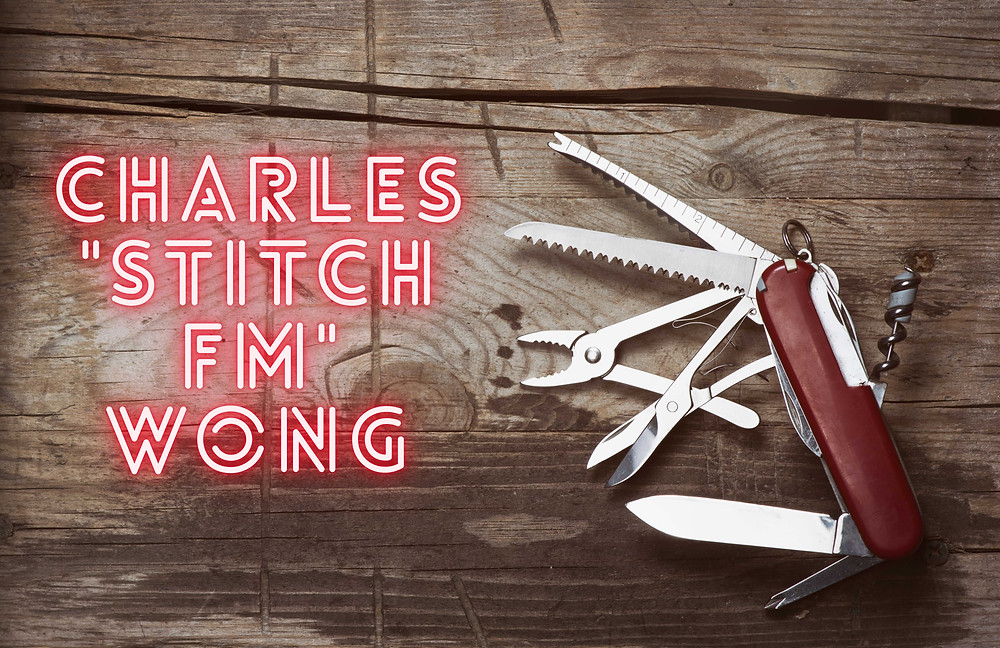 when you hire wedding emcees in singapore, charles stitch fm wong is the multiskilled swiss army knife.