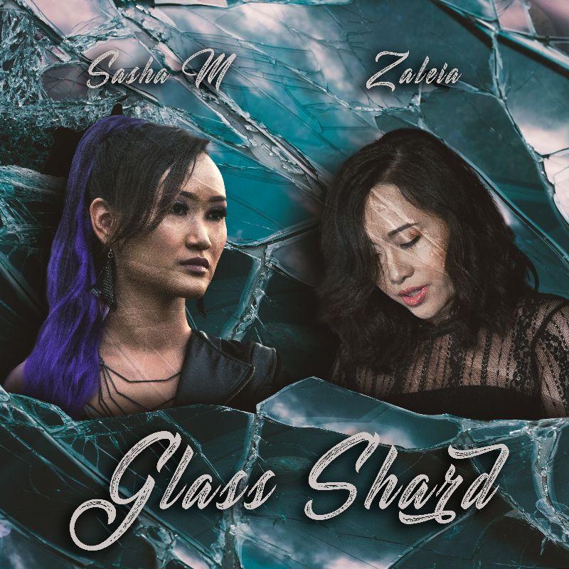 Glass Shard | Sasha M and Zaleia Singapore Spotify