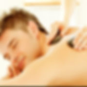 Hot stone massage, hot stones, hot rocks massage