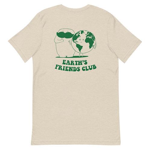 Earth's friends club