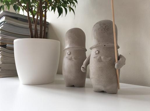 Art Toy: Concrete Herman