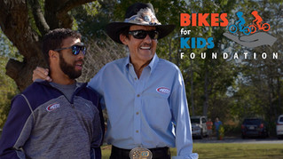 Bikes for Kids   Petty Family Foundation