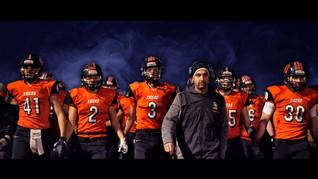 High School Football Highlight