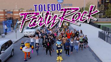 Toledo Party Rock Music Video