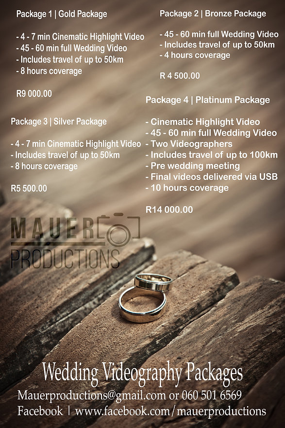 Packages Wedding Vdeography.jpg