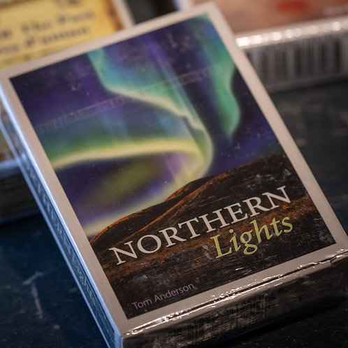 Playing Cards: Northern Lights