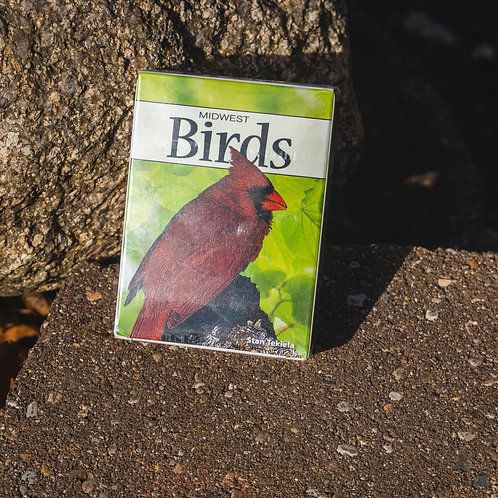 Playing Cards: Birds