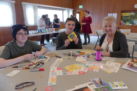 Cardmaking for Seniors