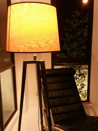 """Tri-O"" Floor Lamp"