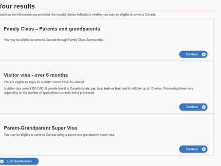 加拿大父母祖父母超级签证如何网申(视频详细教程)(2018更新版)?
