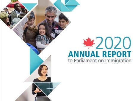 加拿大移民局2019-2020年度报告:看看移民局交的答卷