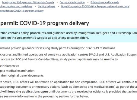 加拿大学签+魁北克CAQ申请最新规定
