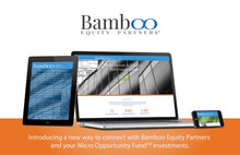 Launch of Bamboo Investor Portal