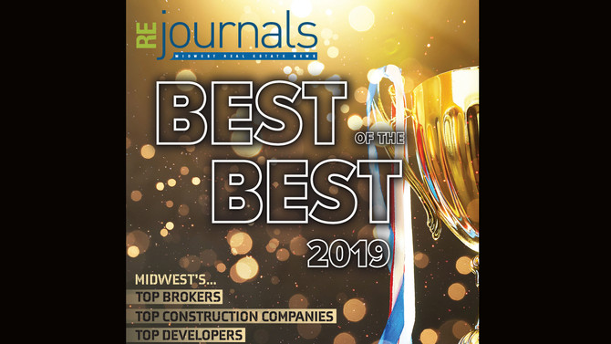 "Bamboo Equity Partners ranked in Midwest Real Estate News ""Best of Best"" 2019"